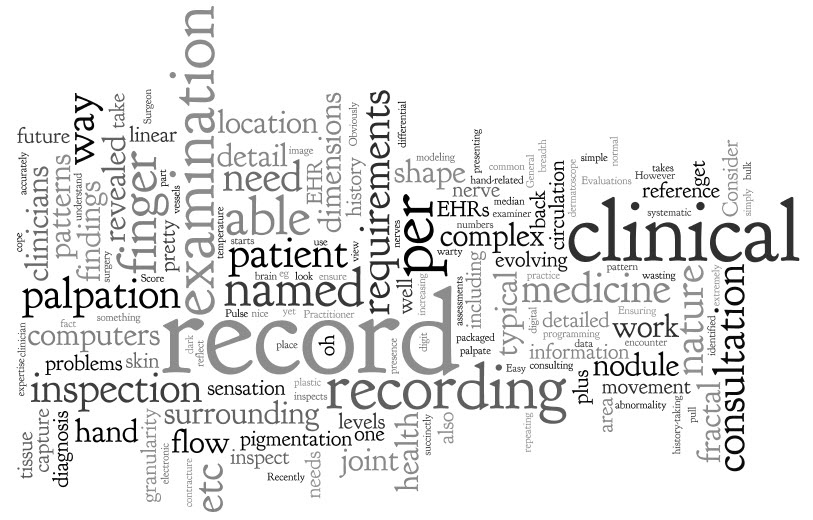 fractal electronic health records